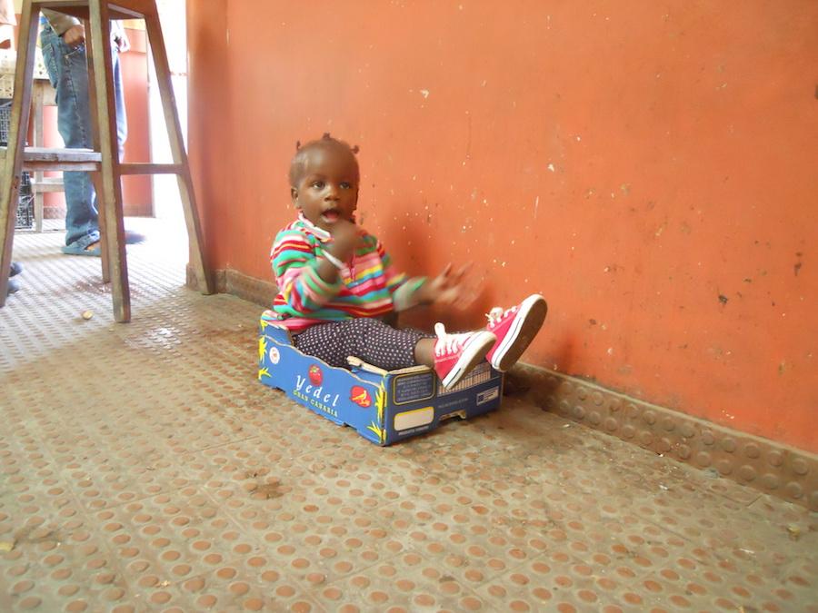 Bambini Boavista Capo Verde