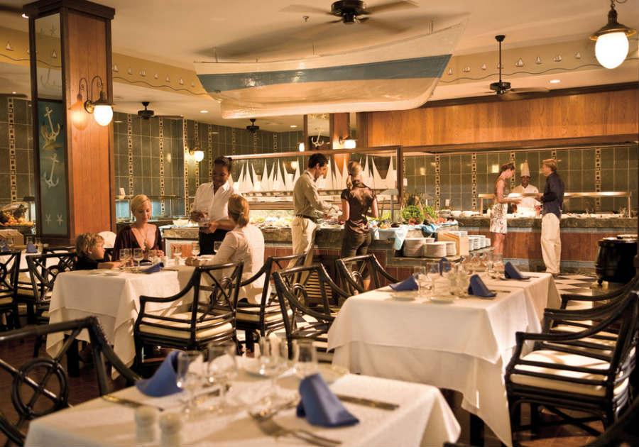 il ristorante del ClubHotel Riu Karamboa