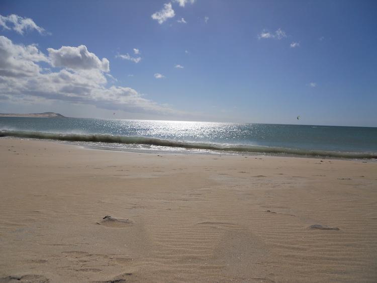 Il mare di Boavista