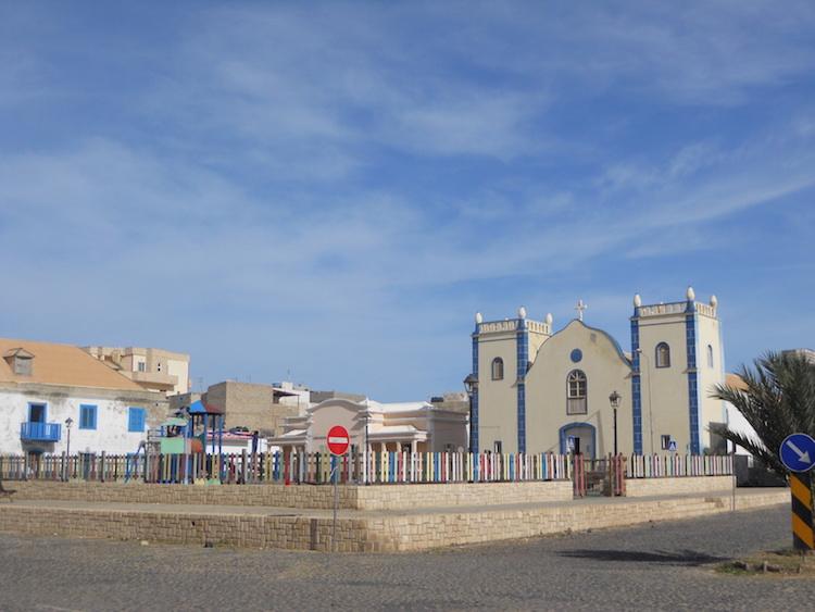 Piazza Sal Rei Boavista Caboverde