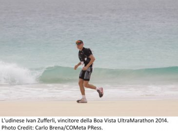 Ivan Zufferli ultramarathon 2014