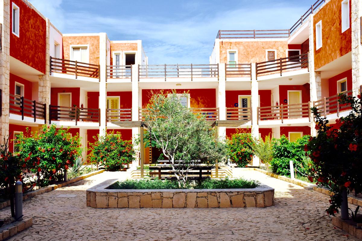 affitto appartamento boa vista capo verde
