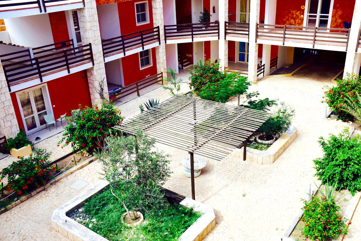 quintal_appartamento Boavista-resort