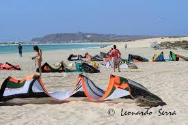kite praia Boavista