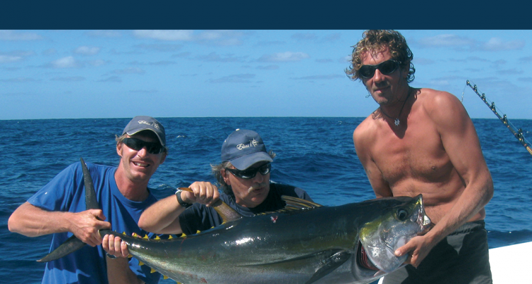 vacanze di pesca boavista capoverde