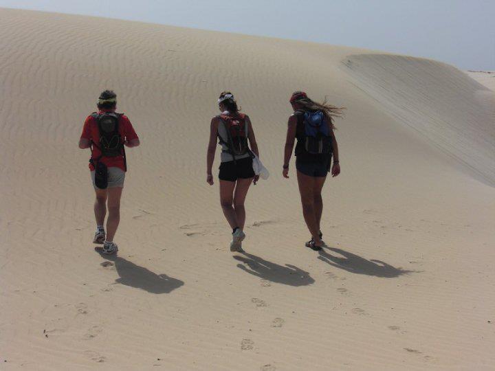 Escursioni a piedi a Boavista
