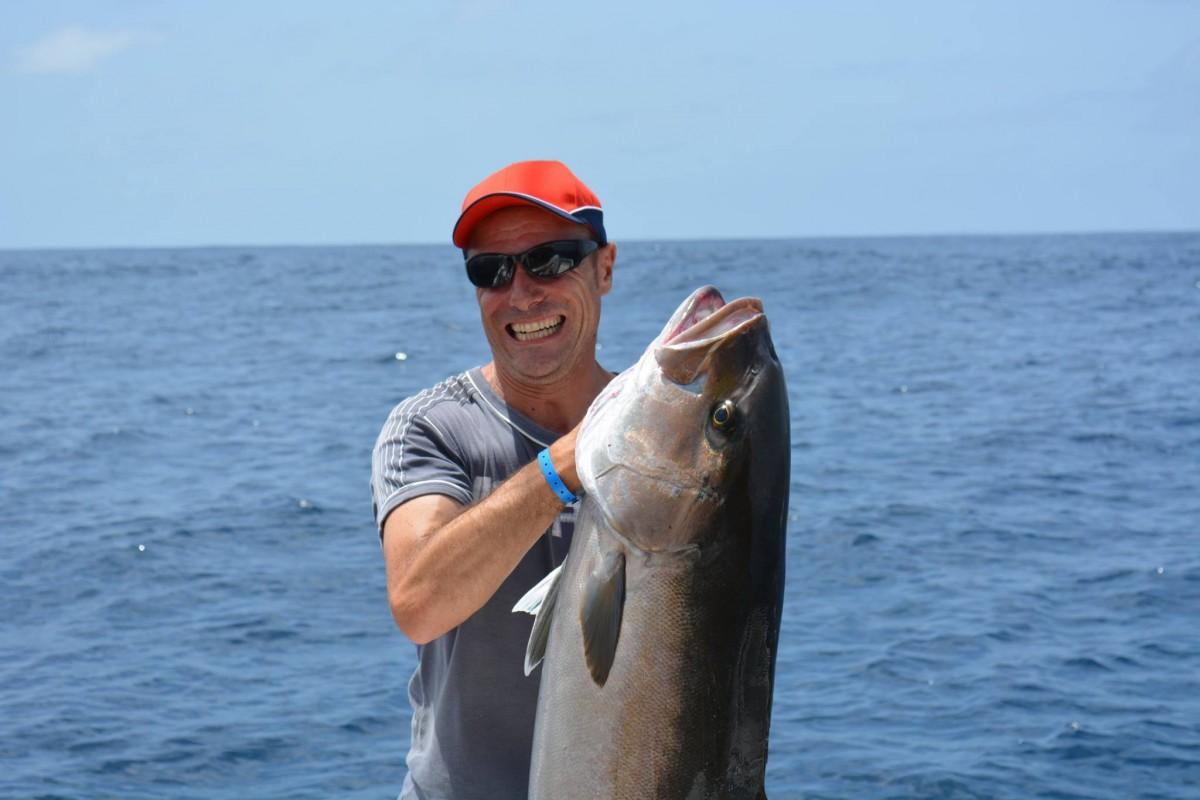 Capoverde Boavista settimana di pesca