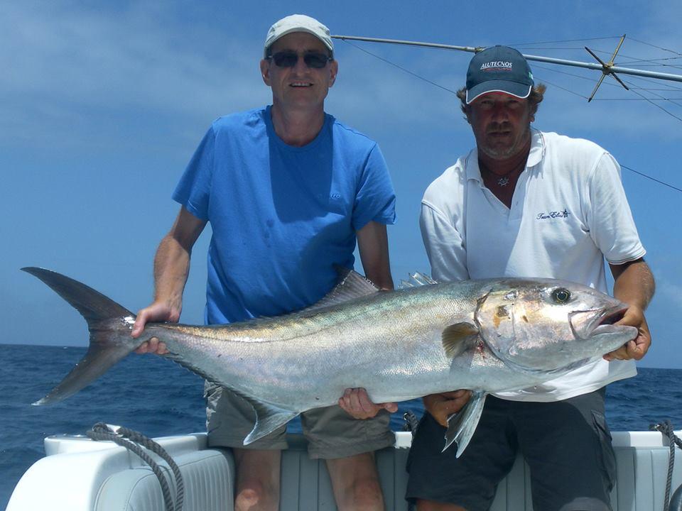 offerta settimana di pesca gennaio Capo Verde