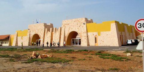 Governo e TUI ampliamento dell'aeroporto di Boavista Capoverde