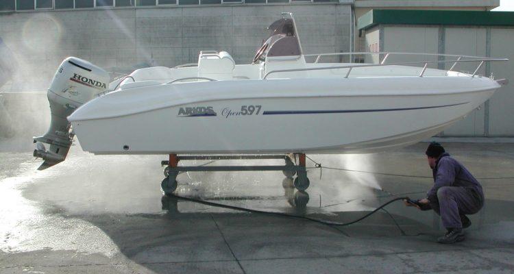 vendesi barca boa vista Capo verde