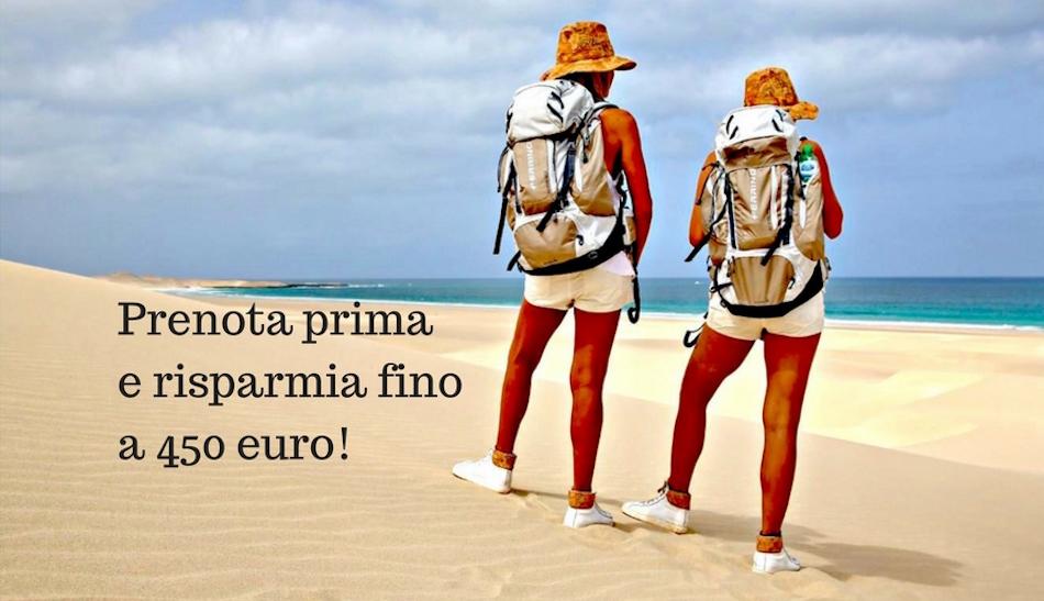 offerte estate 2018 capoverde Boavista