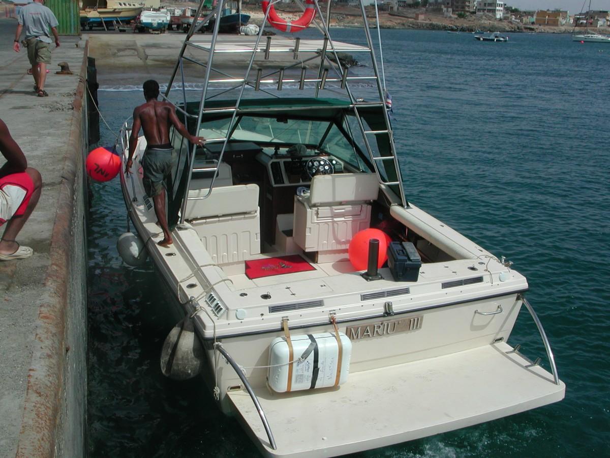 barca boa vista capoverde
