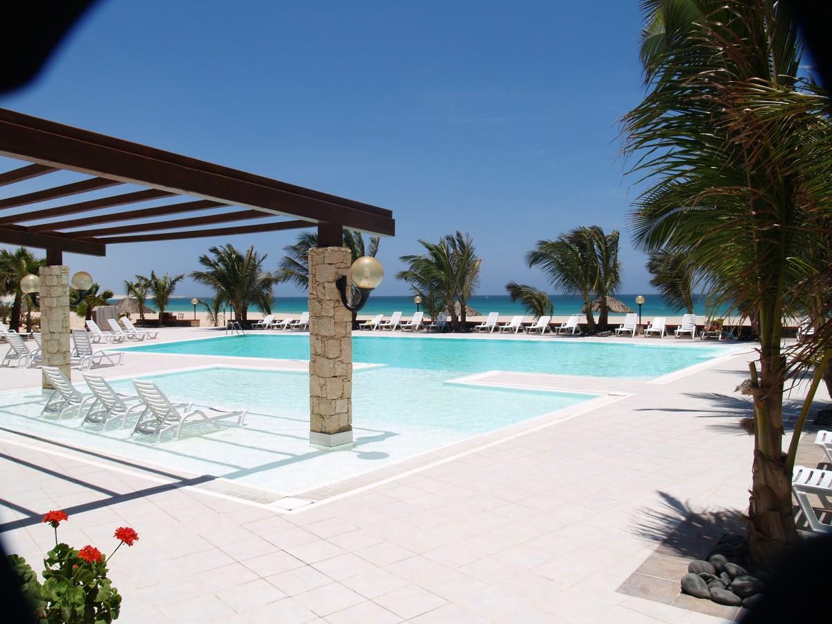 villa spiaggia Capoverde Boavista in vendita