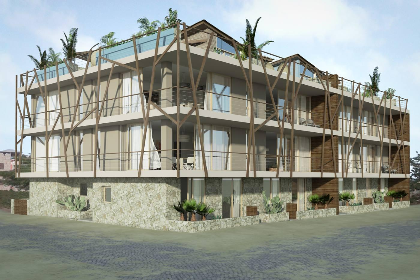 appartamenti in vendita a capoverde Boavista
