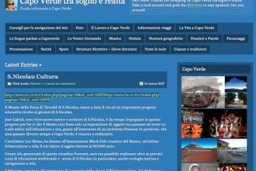 blog di Capoverde