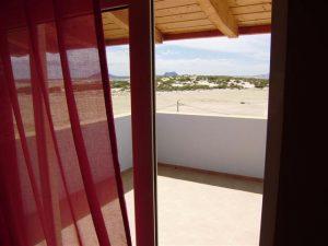 terrazza appartamento in vendita a Boavista