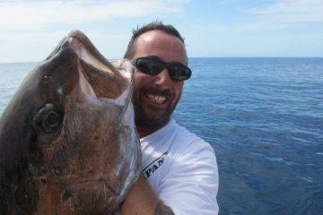 pacchetto pesca traina surfcasting rock fishing vertical jiggin Capoverde Boavista