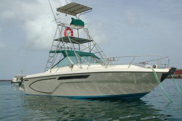 Vendesi barca Boavista Capoverde