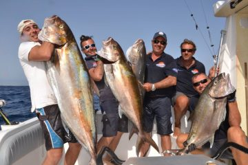 charter pesca capo verde boavista