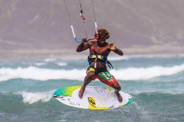 kitesurf windsurf Boavista capoverde