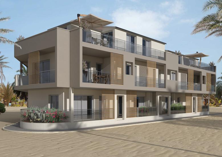 la Casa sulla spiaggia Cabo Verde
