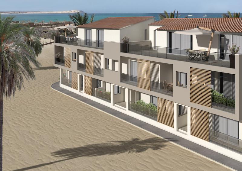 Casa spiaggia Cabo Verde
