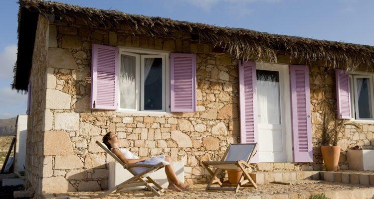 case vacanze Capoverde Boavista