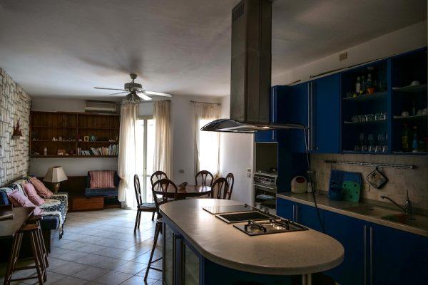 appartamento boavista cucina