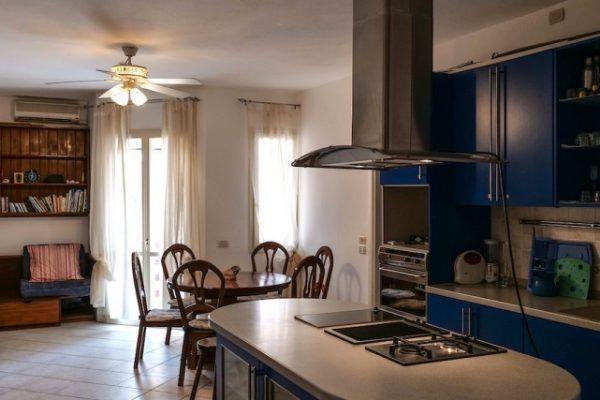 appartamento cucina capoverde
