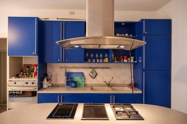 cucina appartamento capoverde