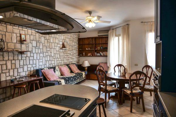 appartamento capoverde salotto