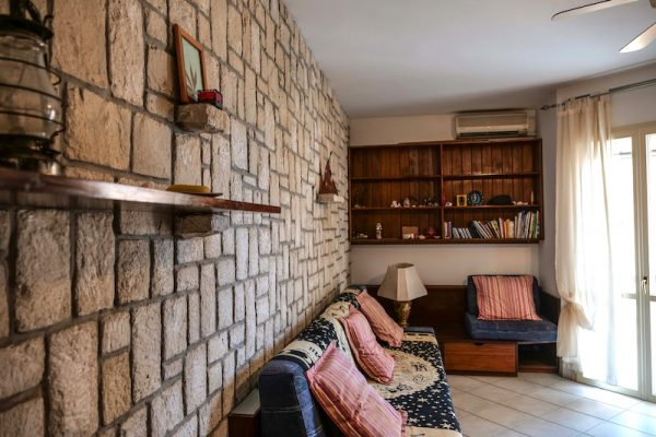 appartamento capoverde sala
