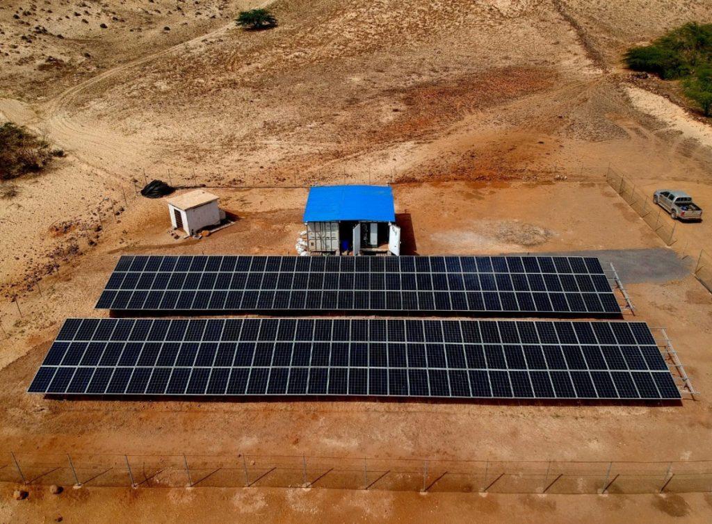 Energia rinnovabile a Boavista