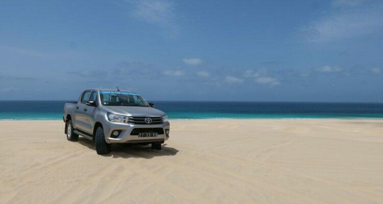 Rent a Car Cape Verde